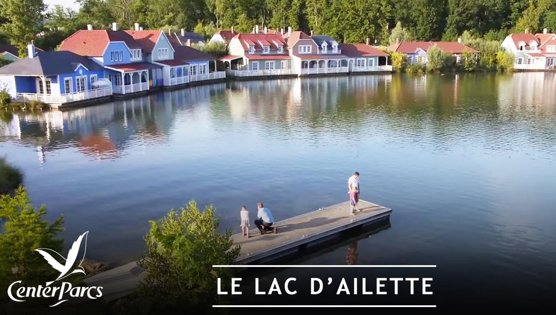 Center Parc Ailette - Cottages