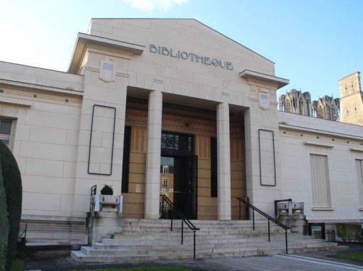 Bibliothèque Carnégie de Reims