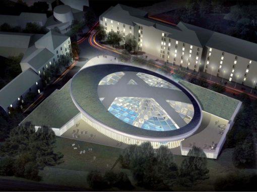 Centre Aquatique «Dôme» de Vincennes