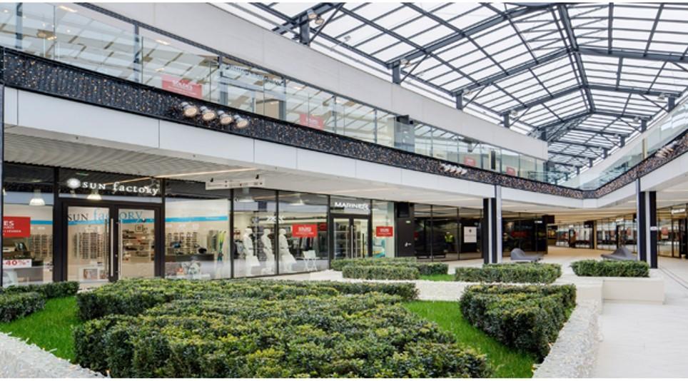 Centre commercial One Nation - intérieur