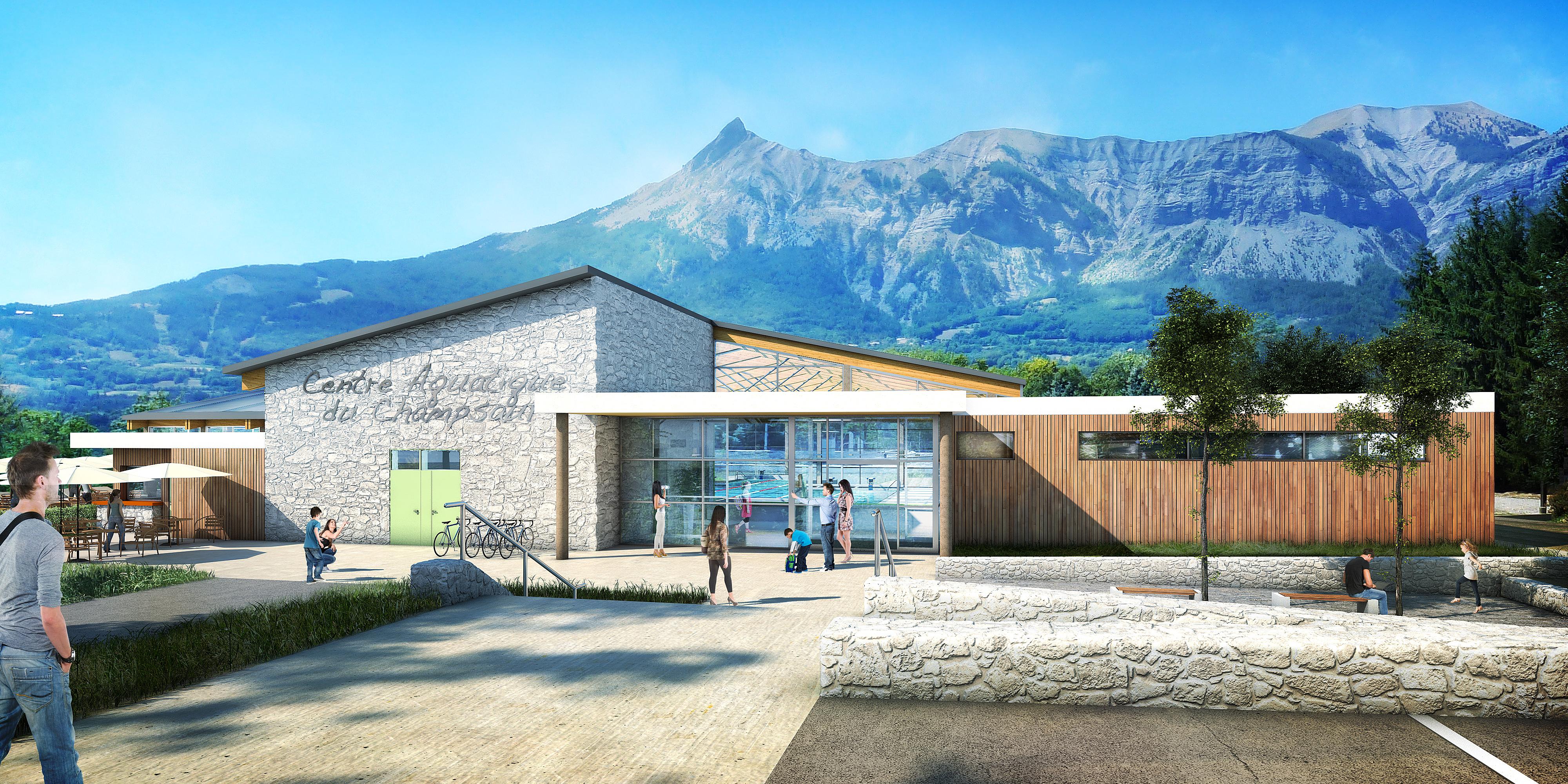 Centre Aquatique St Bonnet