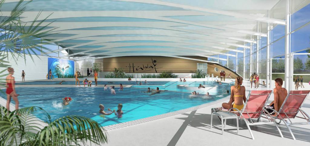 Piscine Herblay - projet bassin