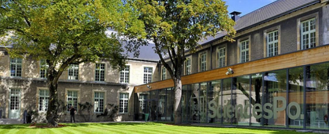 Sciences Po Reims - campus
