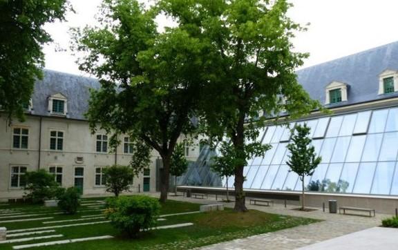 Sciences Po Reims - jardin