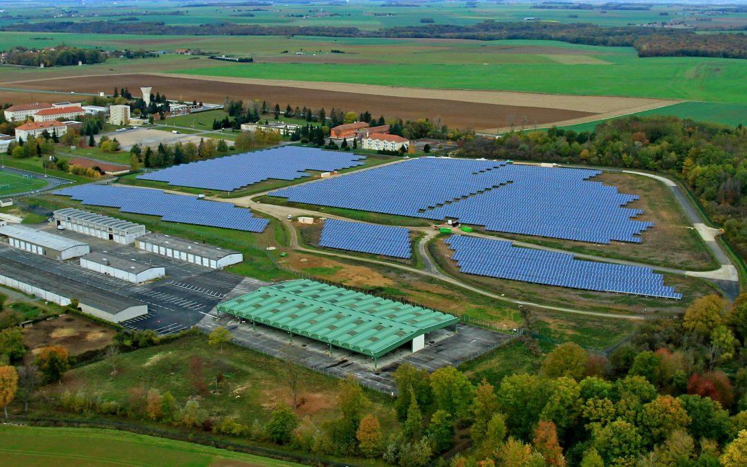 Construction 21: Découvrez le projet de centrale solaire de Sourdun