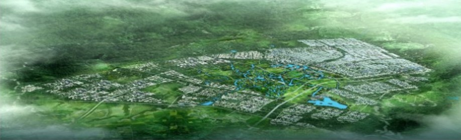 L'écoquartier de TianFu New Area en Chine