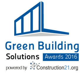 Phosphoris aux Green Building Solutions Awards 2016