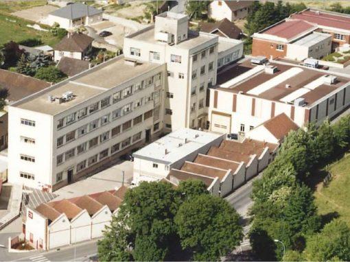 Фабрика BBGR в Сезанне