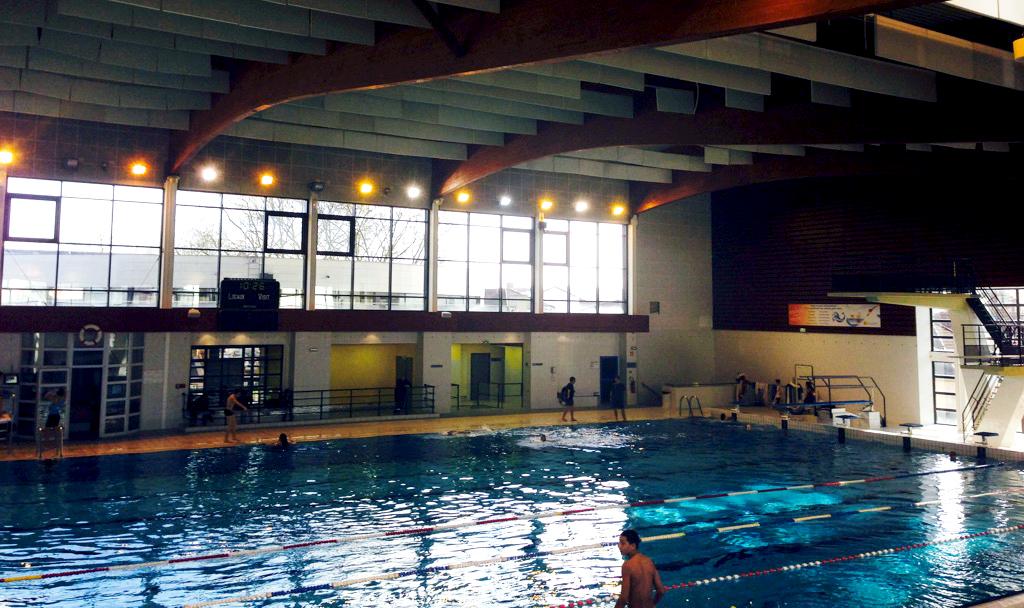 Piscine Olympique Chalons - intérieur