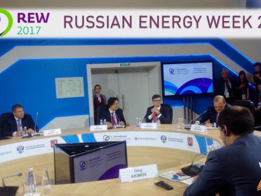 Semaine de l'Energie Russe