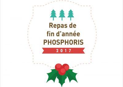 Repas de fin d'année du Groupe PHOSPHORIS