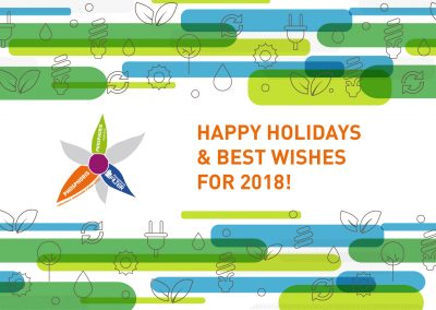 PHOSPHORIS Group Best Wishes for 2018!