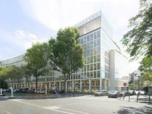 全BIM设计管理巴黎Bruix办公楼改造工程