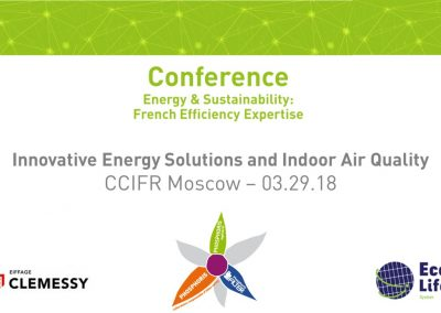 """Conference """"Reduction of energy consumption and pollutant emissions"""""""
