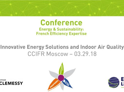 "Conference ""Reduction of energy consumption and pollutant emissions"""