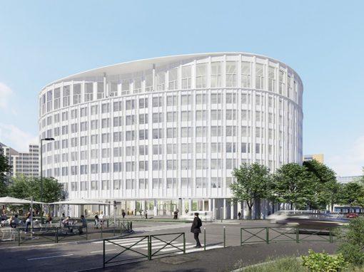 Bureaux «Sense» à Paris