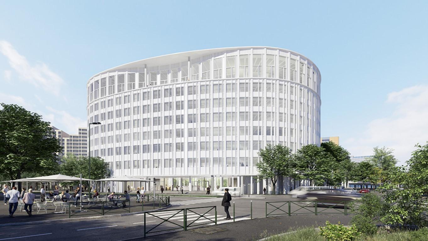 Les Bureaux Sense à Paris