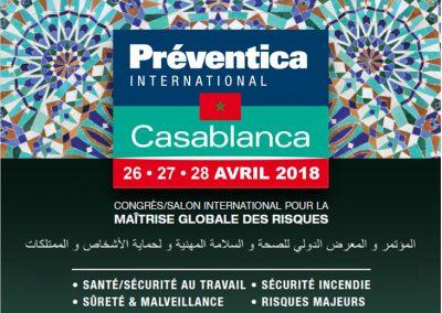 PHOSPHORIS MP Filter sera au Salon Préventia Maroc les 26, 27, et 28 avril prochains