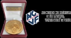 Prix AICVF 2017 Médaille