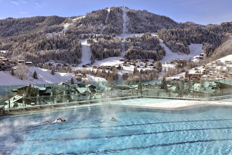 Le BE Garnier au service de l'efficacité énergétique du Centre Aquatique de La Clusaz