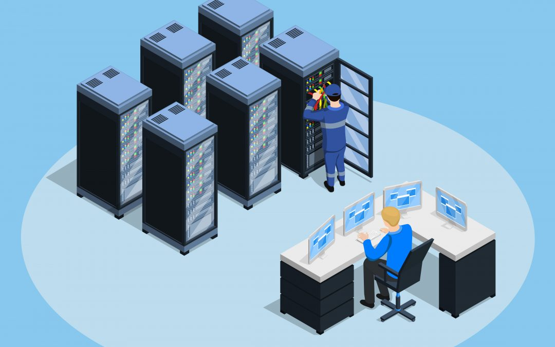 The major challenges of Data Centers
