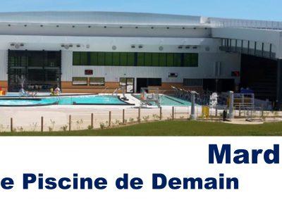 21ème édition de la Piscine de Demain : colloque au Centre Aquatique Intercommunal de Mornant (69)