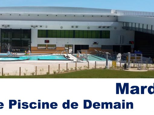 21ème édition de la Piscine de Demain : colloque au Centre Aquatique Intercommunal de Mornant (69)