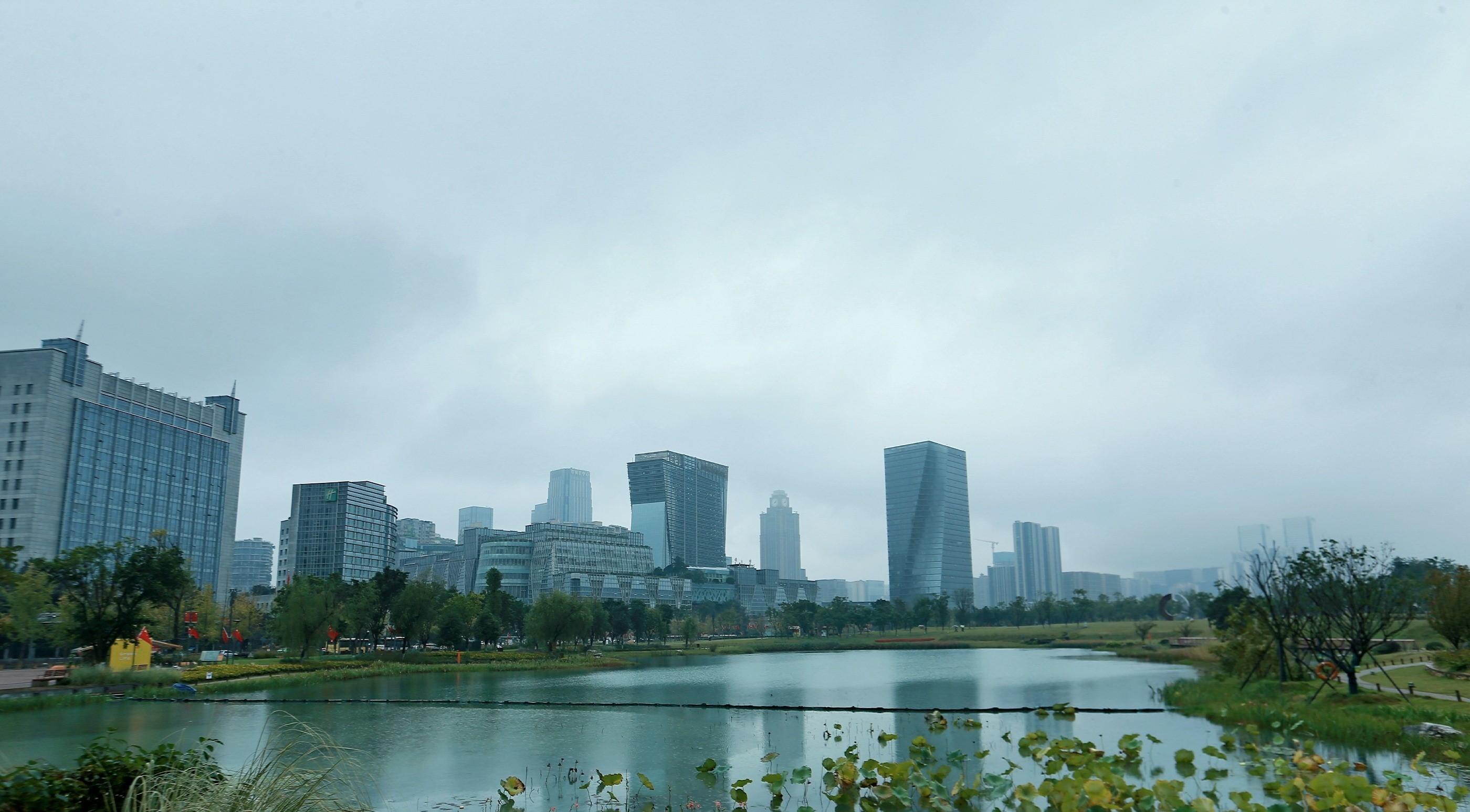 Chengdu greenway
