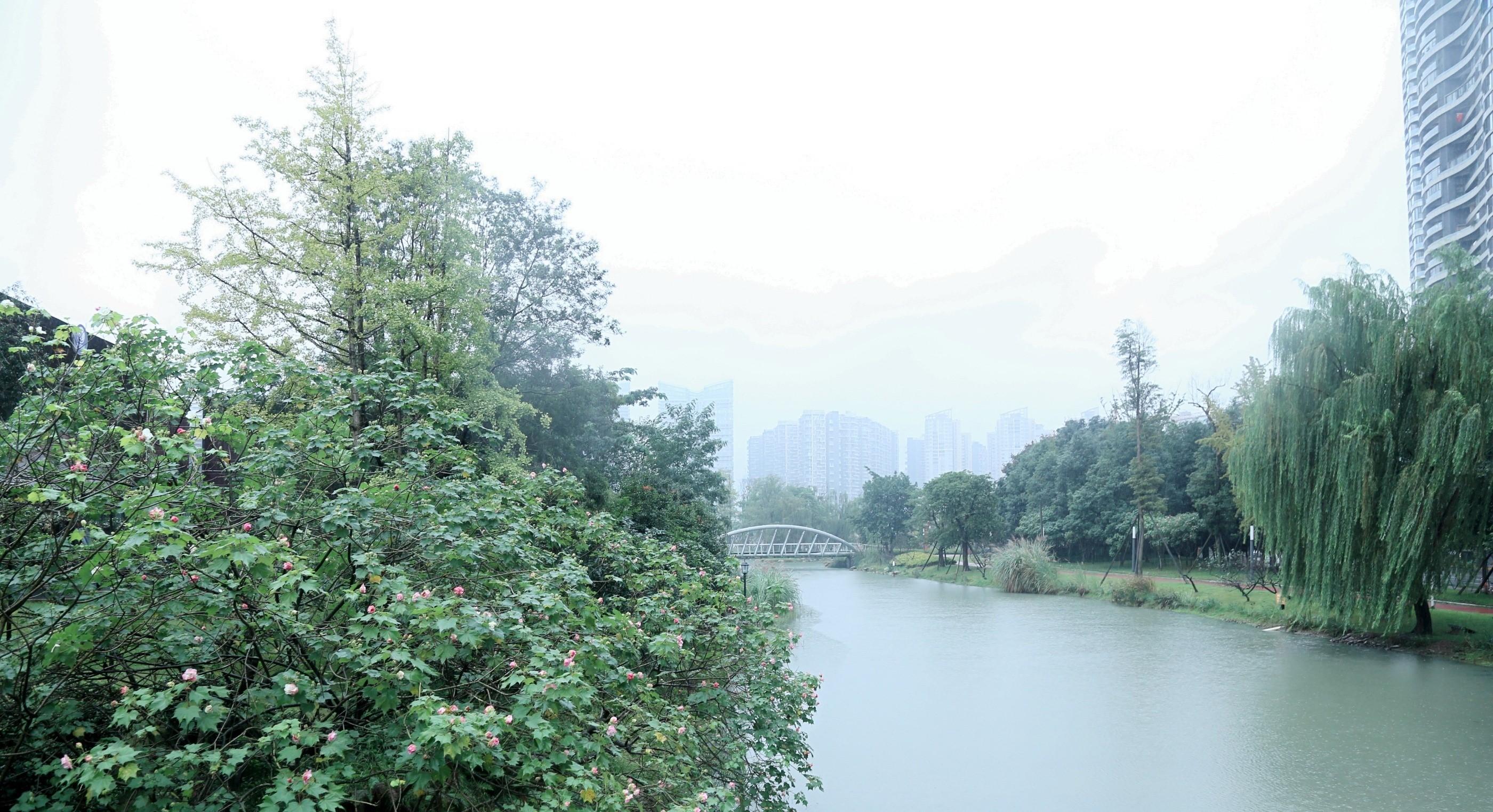 voies vertes Chengdu