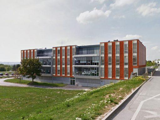 Bâtiment 13 de l'URCA à Reims (51)