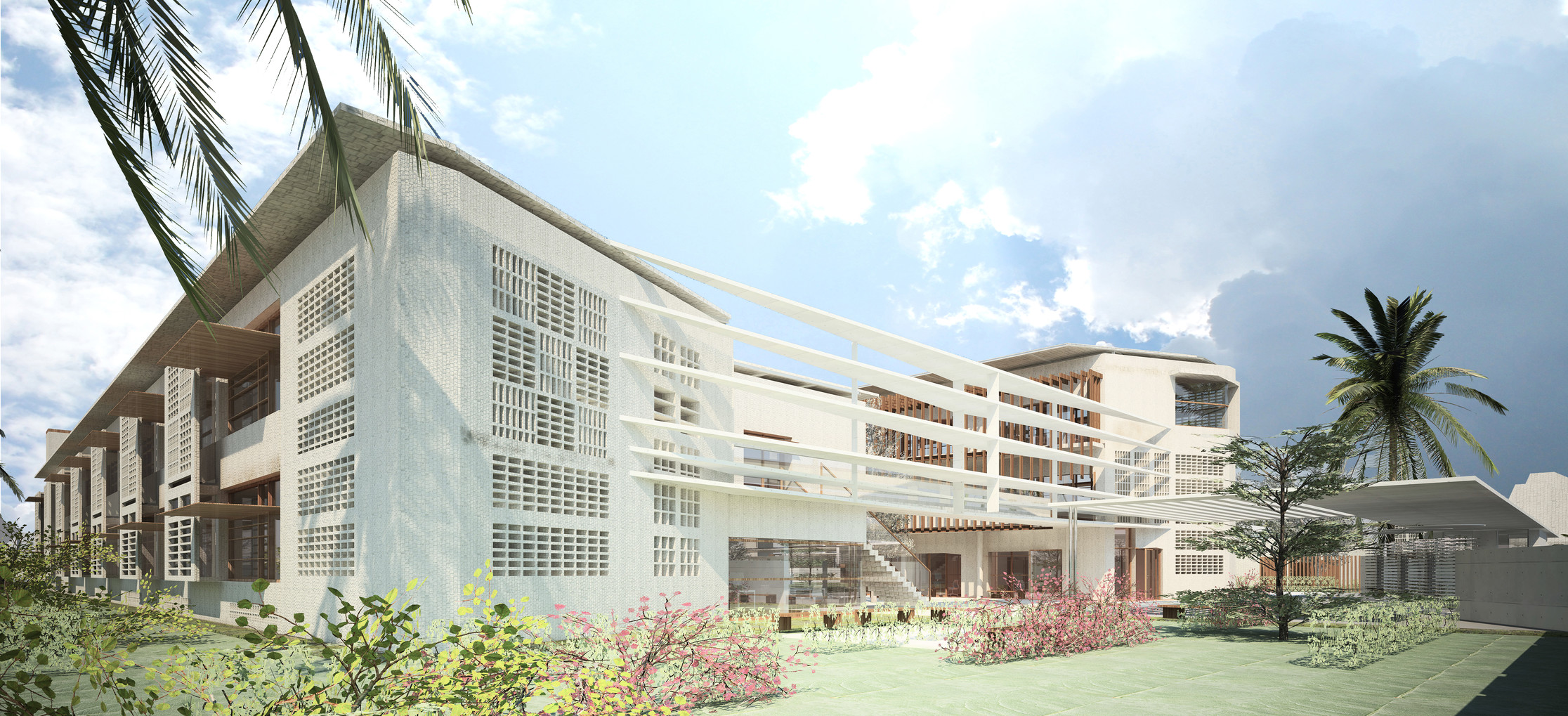 Centre de formation Transform à Djibouti 2
