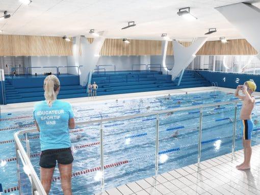 Complexe Sportif de Charenton-le-Pont