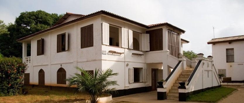Musée du Fort Portugais à Ouidah