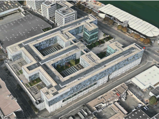 Data Center du Groupement d'Achat du Centre Leclerc, Ivry-sur-Seine