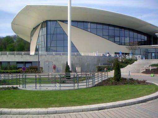 Chaufferie Biomasse du Centre Aquatique de Breistroff