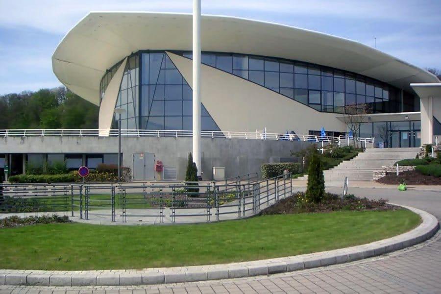 Centre aquatique de Breistroff.
