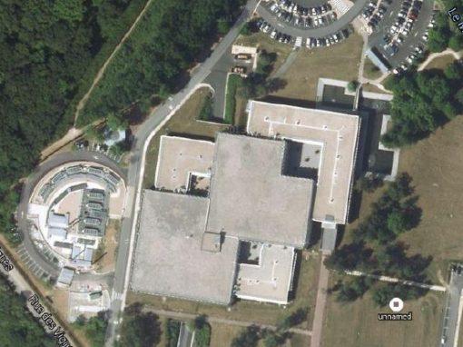 Centre informatique de la Société Générale de Tigery