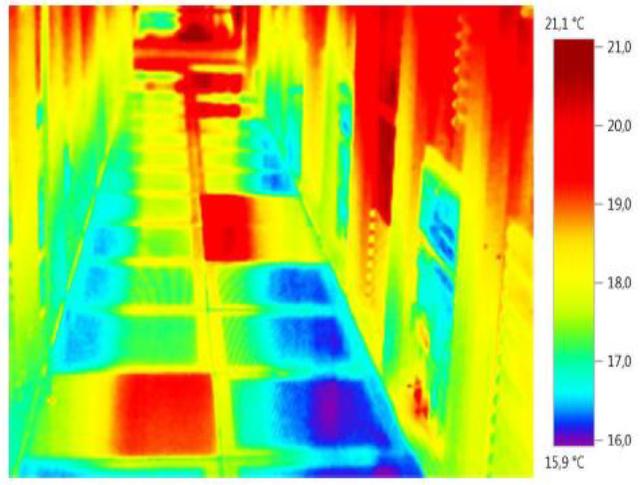 Modélisation Thermique du Data Center de Tigery