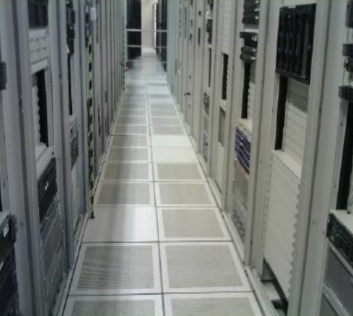 Data Center de Tigery, vue intérieure