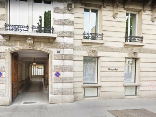 Bâtiment Kléber de Givaudan à Paris