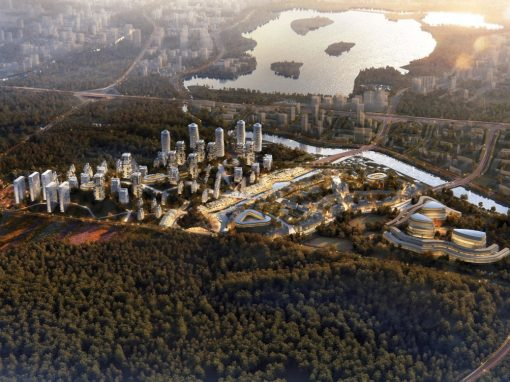 French-Sichuan eco-district of Chengdu