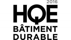 Logo HQE Bâtiment Durable