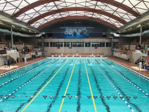 Piscine Georges Vallerey à Paris (JO 2024)