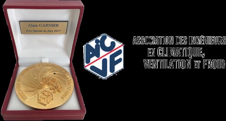 « Prix Spécial du Jury» 2017 de l'AICVF