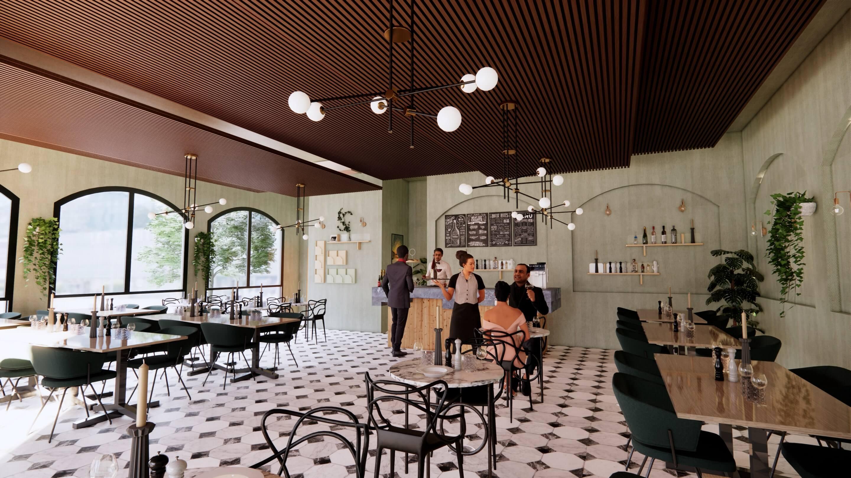 La qualité de l'air intérieur des restaurants : un enjeu de santé publique.