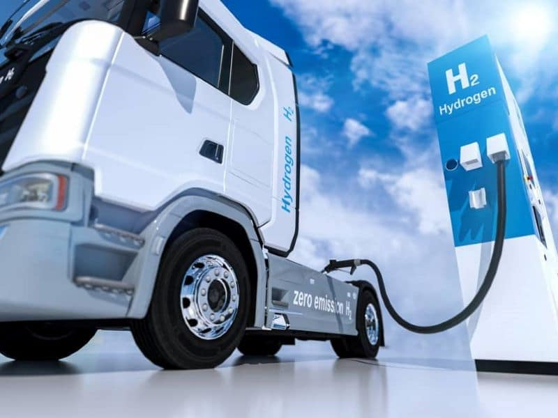 L'hydrogène vert et les transports