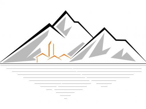 Concept du Village Français Alpin by PHOSPHORIS